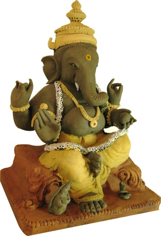 Eco friendly Ganpati